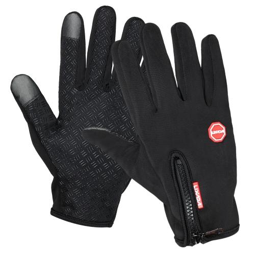 Lixada Touchscreen Cycling Gloves