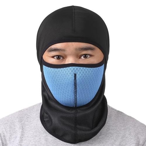 Lixada Thermal Cycling Fleece Hood Dust-proof Windproof Winter Neck Warmer Collar Face Mask Caps Riding Masks Guard Headwear Head Cover