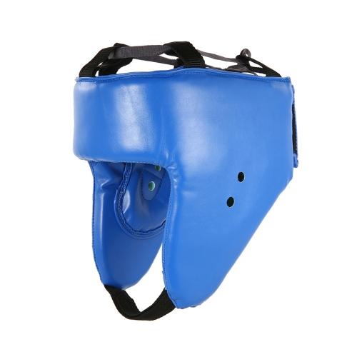 Protezione della testa della protezione del cappello di inscatolamento della protezione della testa della protezione della protezione della protezione della protezione della protezione della protezione della protezione del cappuccio di Muay Taekwondo
