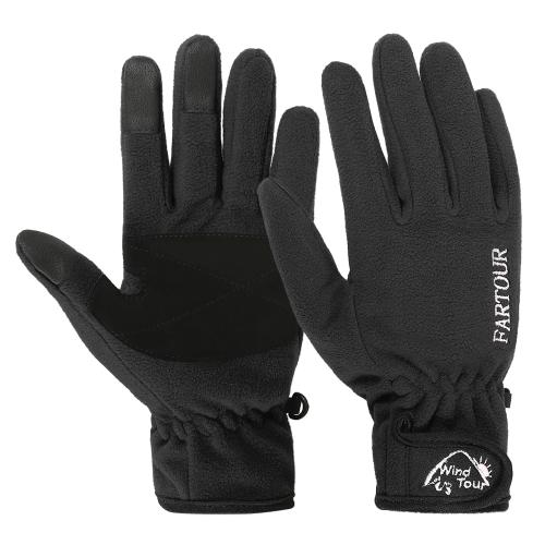 Winter Warm Soft Gloves Touch Screen Gloves
