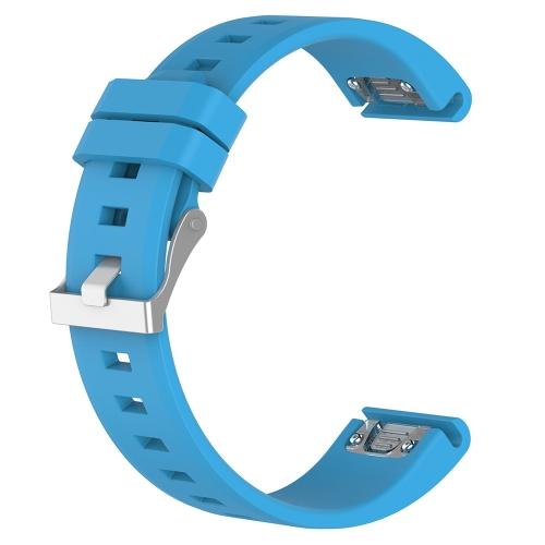 Band für Fenix5 Ansatz S60 Forerunner935 Multi-Sport-Training GPS-Uhr Zubehör Band Ersatz-Uhrenarmband mit Pin Removal Tools für Garmin Fenix5 Smart Watch
