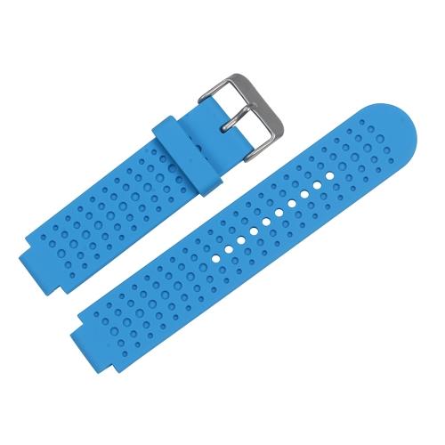 Multi-Sport Training GPS Watch Accessory Band Sostituzione cinturino con Pin Strumenti di rimozione per Smart Watch Garmin Forerunner220 / 230/235/620/630/735