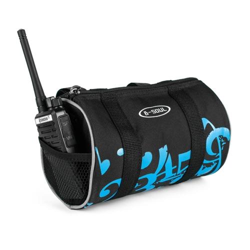 3.8L bici anteriore manubrio borsa bicicletta manubrio sacchetto in bicicletta anteriore manubrio cestello attrezzi da bicicletta pacchetti di stoccaggio