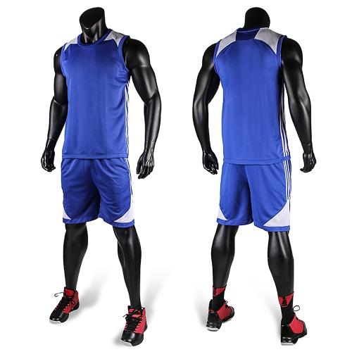 T-Shirt da basket per uomo. Uniforme da basket