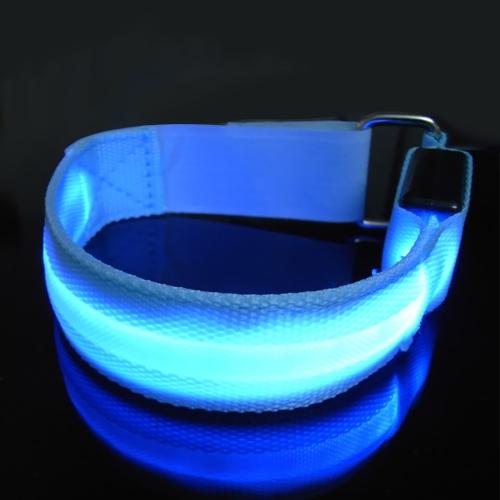 Cinturão reflector LED Running Caminhada Cinto Cintura