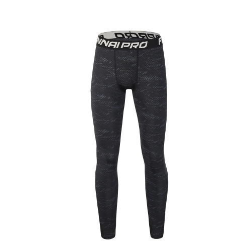 Pantalones de mallas deportivas Pantalones de compresión elásticos transpirables Baloncesto Correr Entrenamiento Secado rápido Polainas sin sudor