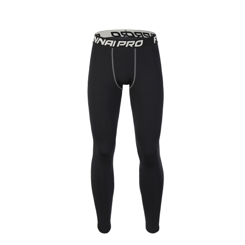 Fitness Sportswear Pantys Pantalones Basketball Running Trainning Pantalones de compresión Springy Quick Drying Sweat-Free Leggings