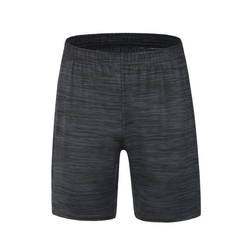 Pantalones deportivos para hombre Secado rápido Pantalones cortos para correr de fitness suave Hombre Ropa deportiva casual elástica transpirable para entrenamiento de culturismo