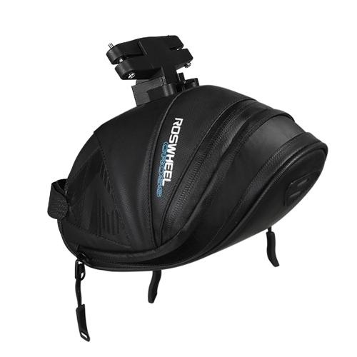 ROSWHEEL saco de sela a prova de chuva saco de cauda bolsa de ciclismo bicicleta de bicicleta saco de assento
