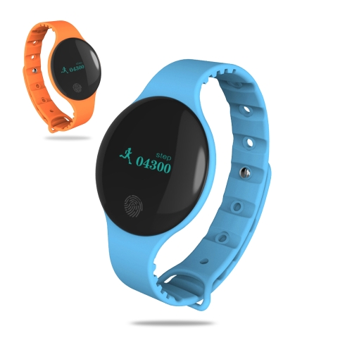Ultra Thin Fitness Tracker Health Sleep Activity Tracker Sport Watch Wristband Smart Clock Sedentary