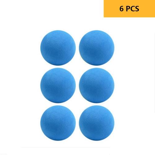 6PCS Профессиональный мяч для гольфа Гольф-клуб для начинающих Гольф-клуб EVA Мягкий мяч Гольф Спортивное оборудование
