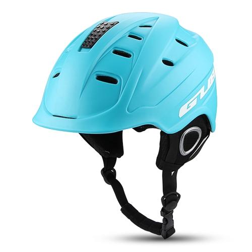 GUB Snow Sport Helmet Outdoor Winter Antivento Ciclismo Sci Snowboard Casco di sicurezza Ventilazione regolabile