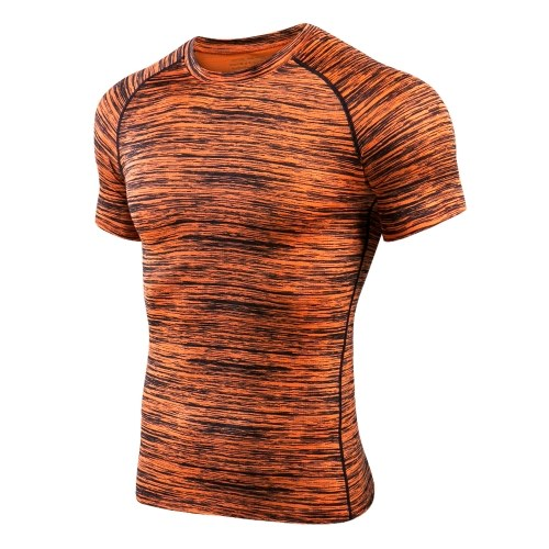 Lixada Men's Athletic Compression T shirt