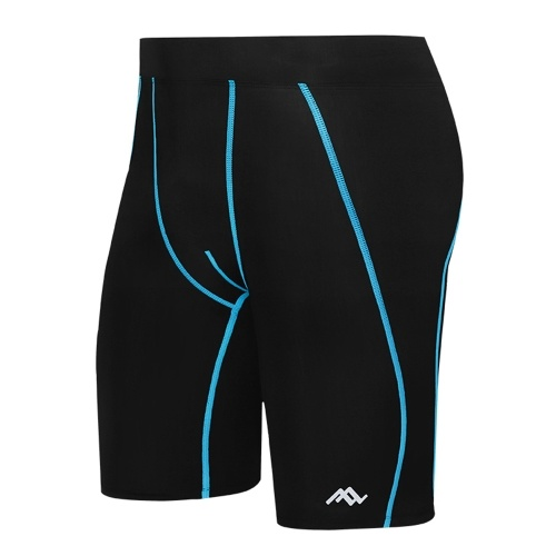 Lixada Men's Compression Shorts Underwear Running Shorts Quick Dry Sport Tights Athletic Boxer Briefs