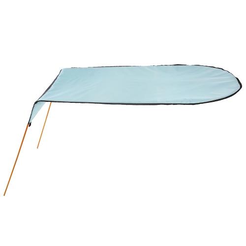 Tettuccio parasole per canoa in canoa per persona singola