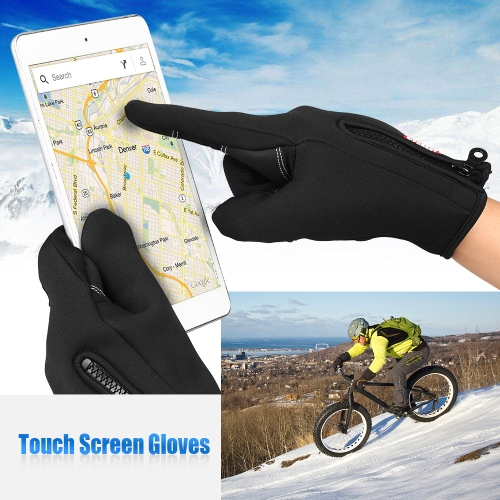 [New] Winter Warm Soft Gloves Touch Screen Gloves фото