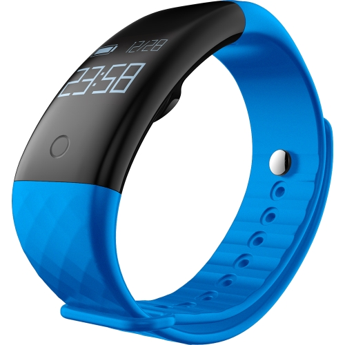 Blood Pressure Heart Rate Monitor Step Counter Watch