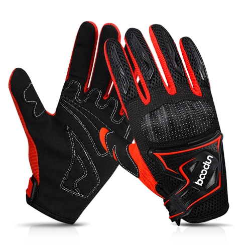 Boodun Winter Cycling Gloves Finger completo