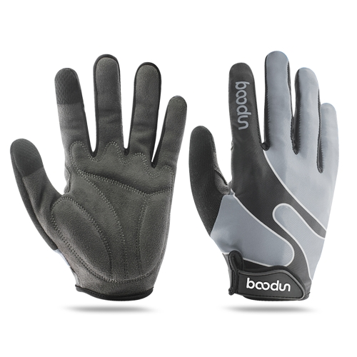 Cycling Gloves Full Finger Touch screen Outdoor Sport Pad
