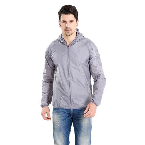Outdoor-Aktivitäten Rash Guards UV-Schutz tragen Breathable Super Light Outdoor Sports Radfahren Jacke Sonnen-Proof Wear