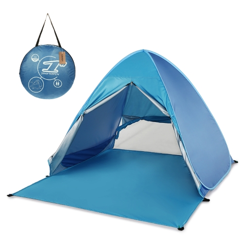 Lixada Automatic Instant Pop Up Beach Tent Lekka ochrona UV