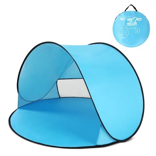 Мгновенная всплывающая палатка Baby Beach Палатка Cabana фото