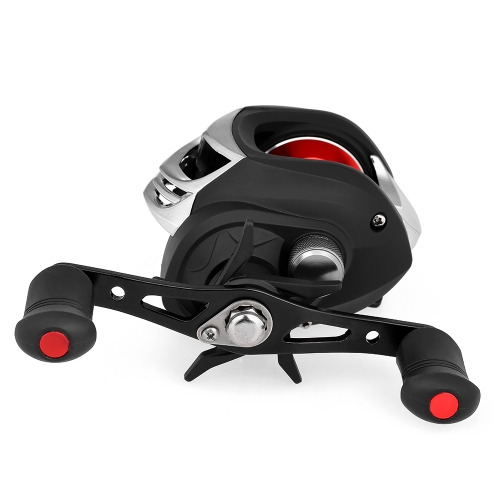 12+1BB Left / Right Hand Baitcasting Fishing Reel 6.3:1 Bait Casting Fishing Wheel Magnetic Brake Fishing Tackle thumbnail