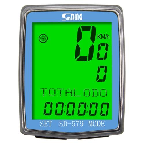 Sunding SD-579 Wired/Wireless Bike Computer
