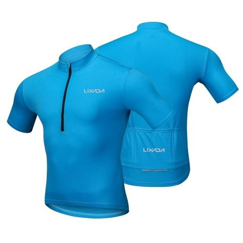 Lixada Men's Cycling Jersey