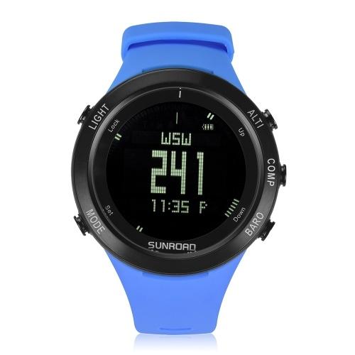 Reloj deportivo del monitor del ritmo cardíaco FR922B resistente al agua 50M