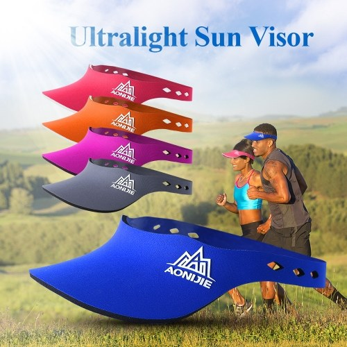Outdoor Running Visor Sports Quick-drying Sunlight Shading Cap