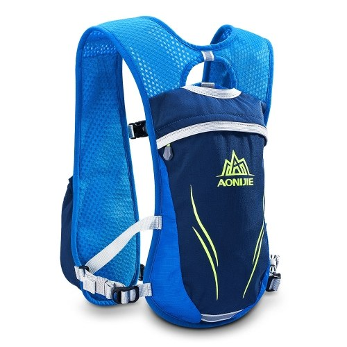 AONIJIE Outdoor Hydration Pack Running Vest Pack Water Bladder Bag for Sports Running Hiking Cycling Climbing Marathon
