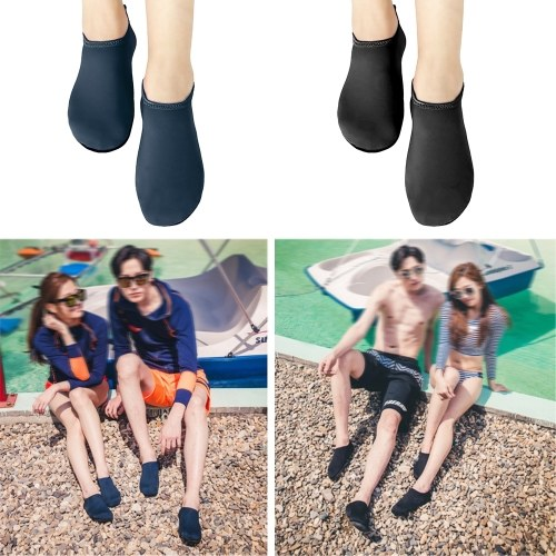 Surfing Beach Shoes Calcetines Antideslizantes Natación Rafting Rafting Adultos Mujeres Hombres Calcetines