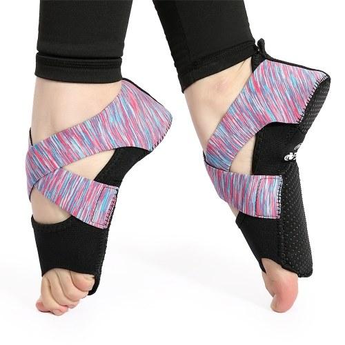 Calcetín Yoga Mujeres Media punta Grip Antideslizante para Yoga Pilates Zapatos de entrenamiento