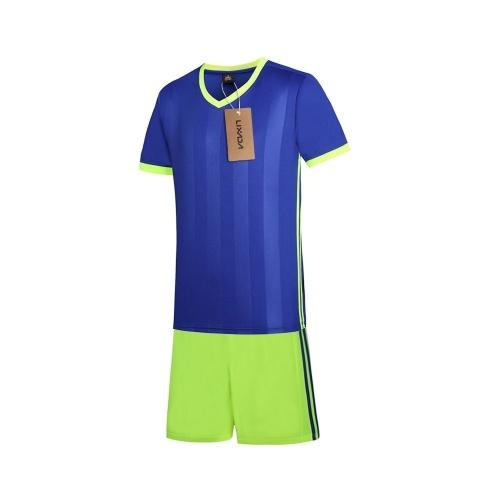Lixada Football Shirt Uniformen Set
