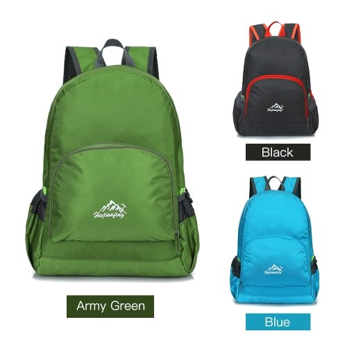 good where to buy many styles 20L Packable Backpack Ultra-Light Foldable Backpack Folding Bag ...