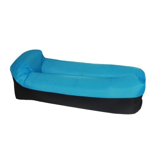 Tragbare aufblasbare Sofa-Couch-Kissen-Schlafenbetten