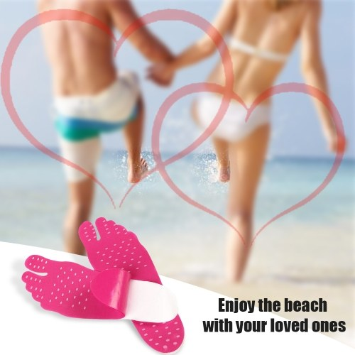 Beach Invisible Stickup Foot Skid-proof Insole