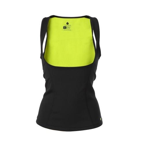 Women Fitness Body Shaper Neoprene Sweat Vest