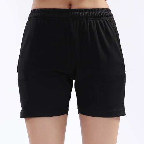 Спортивные шорты с легким весом Быстрая сушка Активные шорты для фитнеса Полные штаны для мужчин и женщин