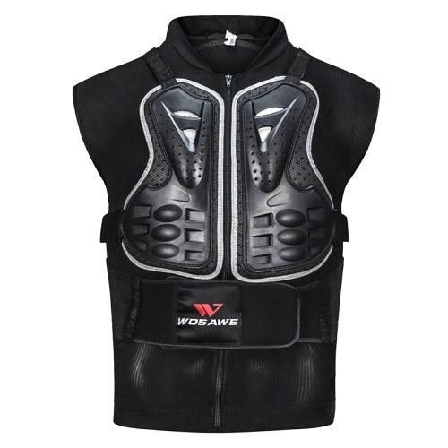 Men's Motorcycle Armor Vest фото