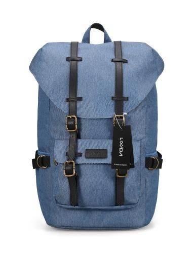 Lixada Backpack Casual Daypack School Laptop Backpack