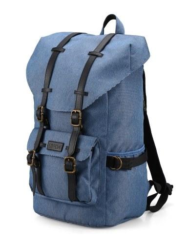Lixada Casual Laptop Travel Backpack