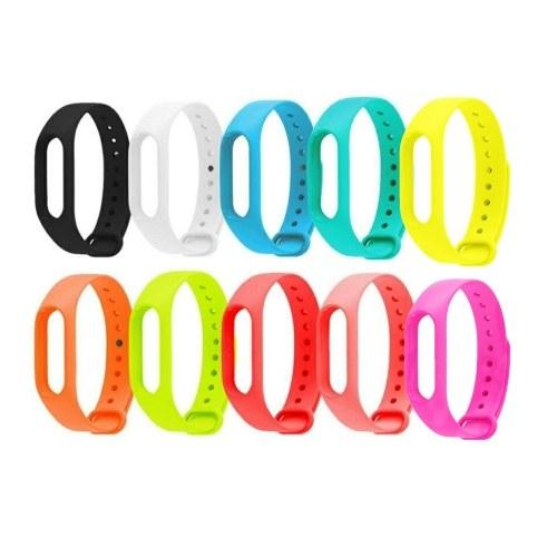 Запасной ремешок для часов Band Sport Wristband Регулируемый ремешок для запястий TUP Силиконовый материал Удобная высокая эластичность для M2 Smart Bracelet фото