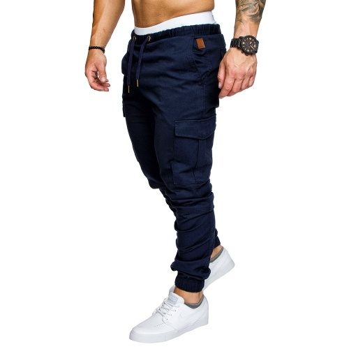 Male Sport Hip Hop Jogging Fitness Pant