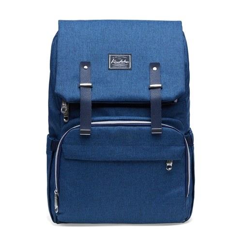 多機能防水マミーバッグバックパック大容量のおむつバッグ
