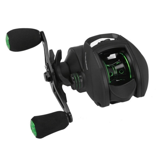17+1 BB Bait Casting Reel with Magnetic Brake