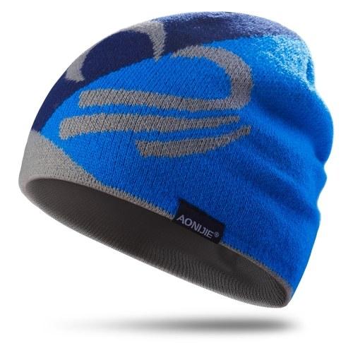 Sportowy czapka z dzianiny daszkiem z czapką