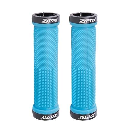 1 Pair Anti-slip MTB Bicycle Handlebar Image