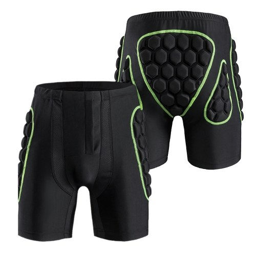 Women's Hip Butt Protection Padded Shorts Armor Hip Protection Shorts Pad